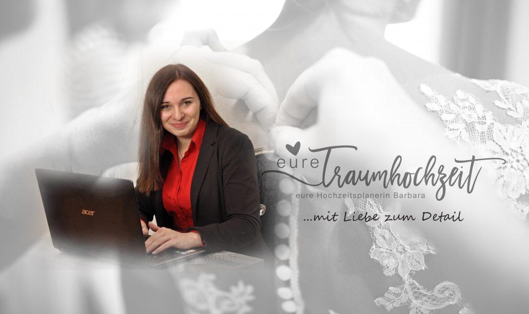 eure Traumhochzeit- eure Hochzeitsplanerin Barbara
