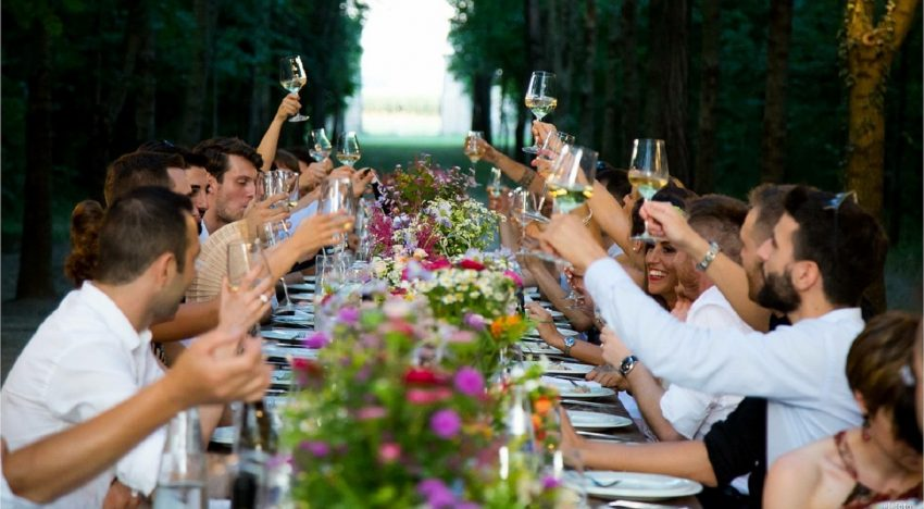 Alkohol & Hochzeit: 6 nüchterne Tipps für ein rauschendes Fest