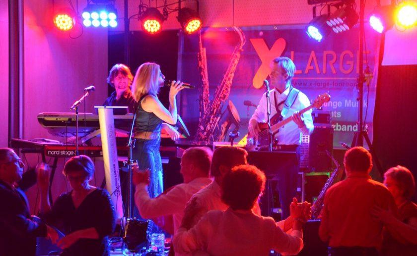 Hochzeitsband X-Large Trio