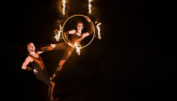 Flame Rain Theatre – Feuershows