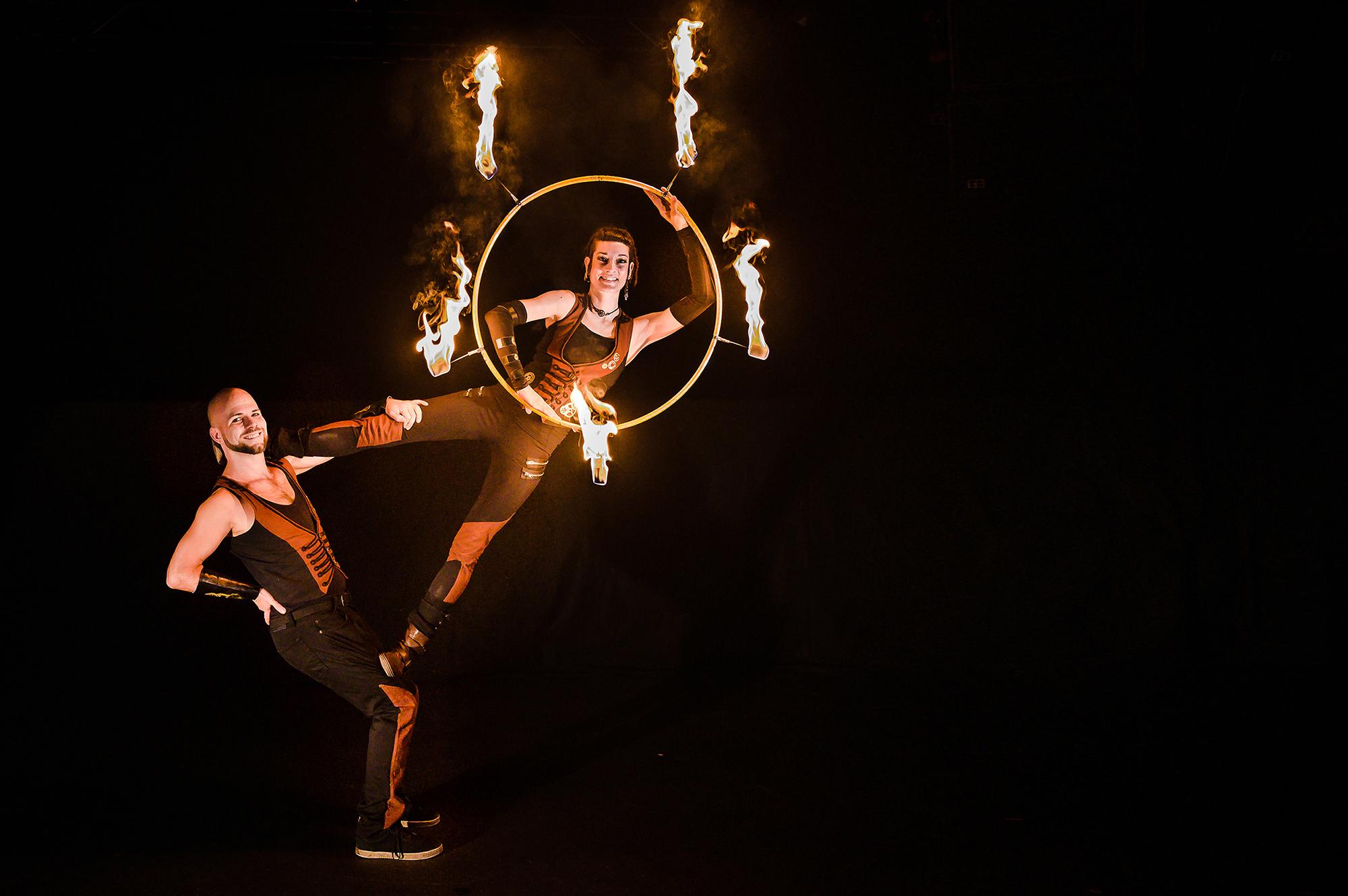 Flame Rain Theatre