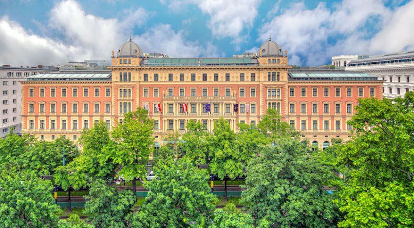 Palais Hansen Kempinski: Die Traumlocation für Ihre exklusive Hochzeit in Wien