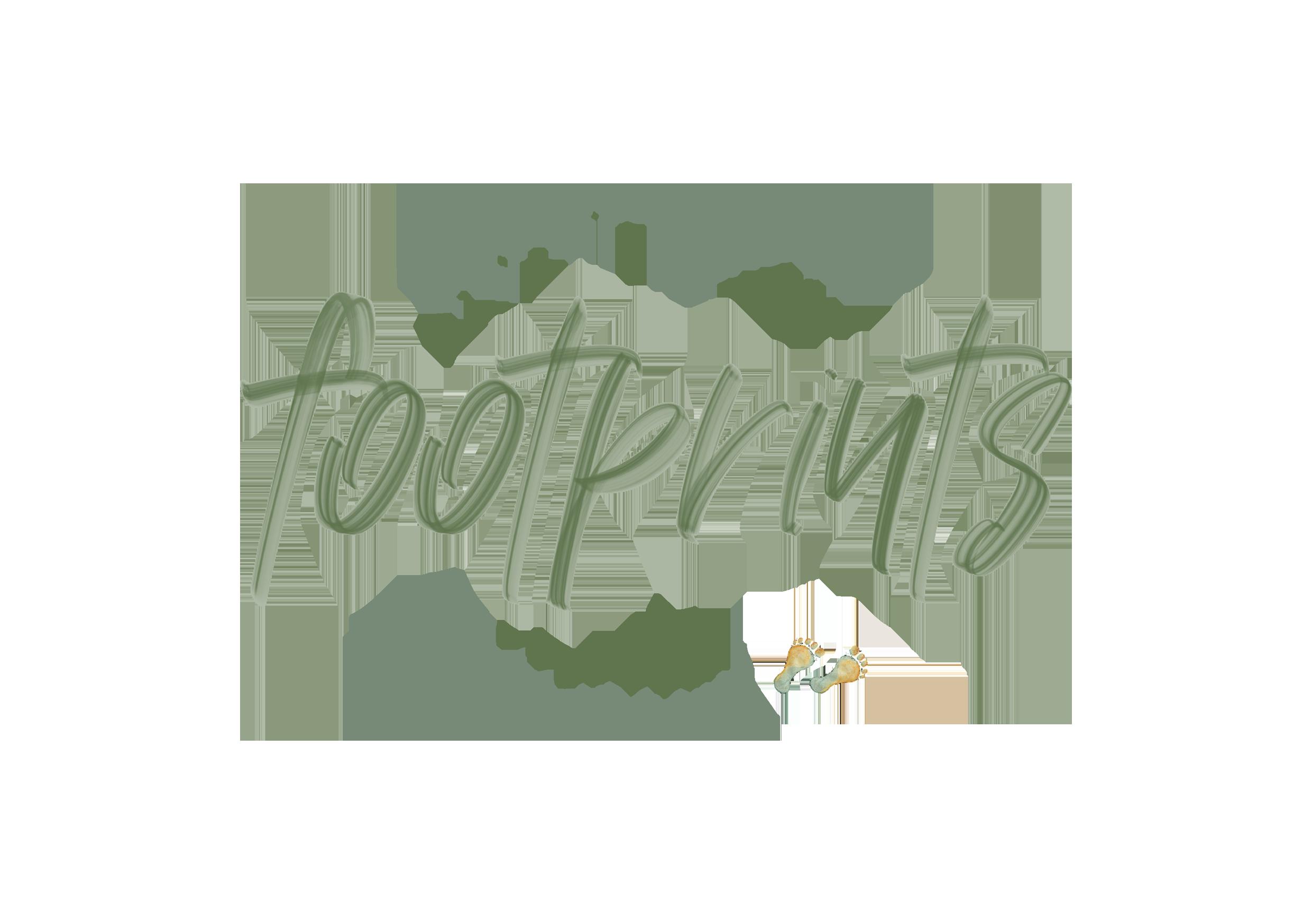 footprints FOTOGRAFIE & FILM (grün_FETT)_