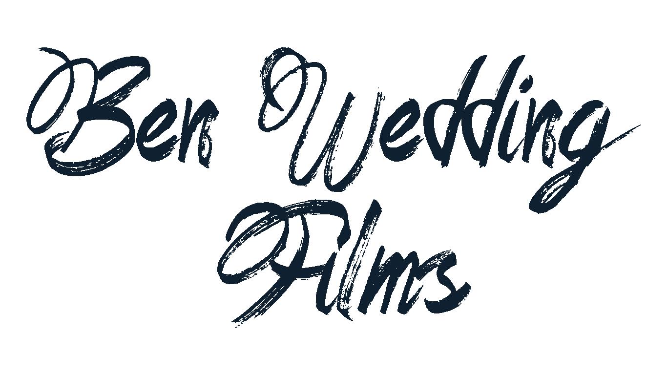 logo ben wedding films1