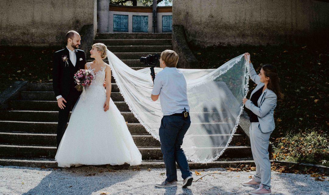Backstage: MecGreenie Production – Hochzeitsvideos