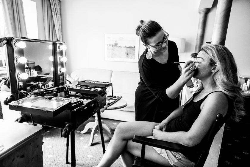 Braut Makeup