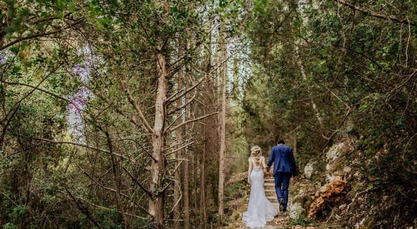 Hochzeitslocations im Wald