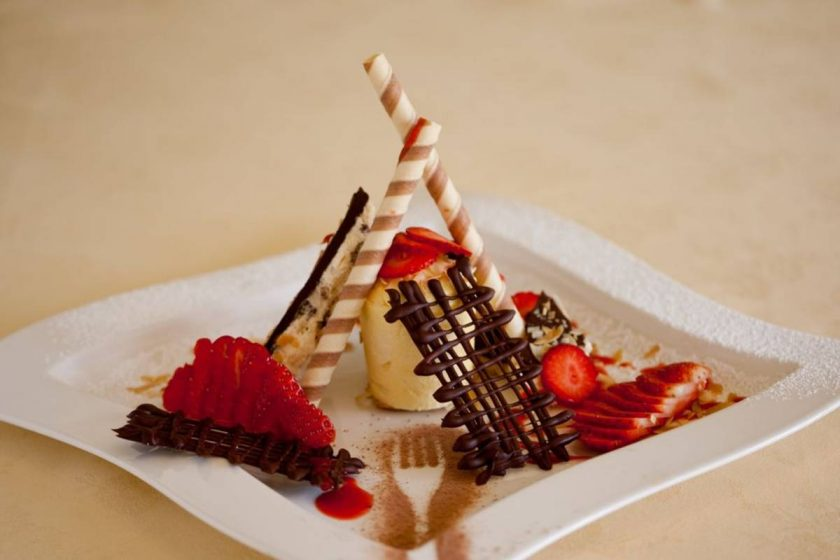Dessert Hotel Zanker