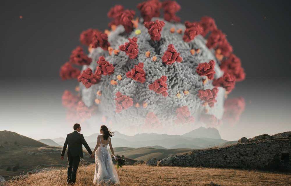 Keine Hochzeit wegen Corona-Virus? Was tun?
