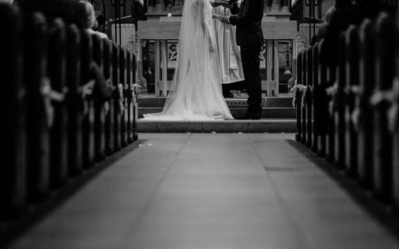 Hochzeitslieder für kirchliche Trauungen