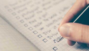 Hochzeitsplanung Checklisten