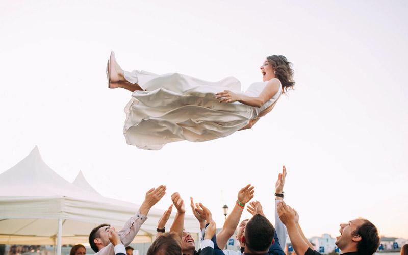 Hochzeitssprüche: lustig bis romantisch im Überblick