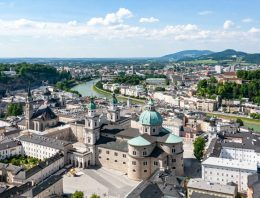 Hochzeit am See in Salzburg