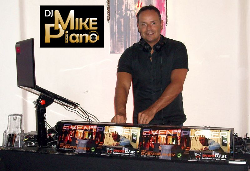 hochzeitsdisco.at – EventDJ Mike Piano