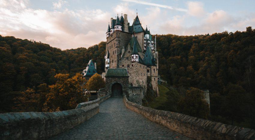 Hochzeit in einem Schloss im Burgenland