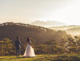 Hochzeitslocations am Berg in Vorarlberg