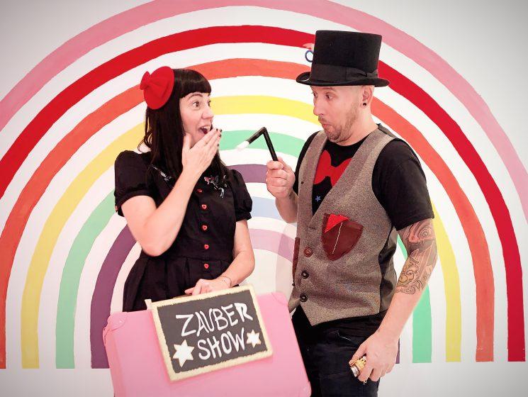 Pat & Betty - Zauberwelt