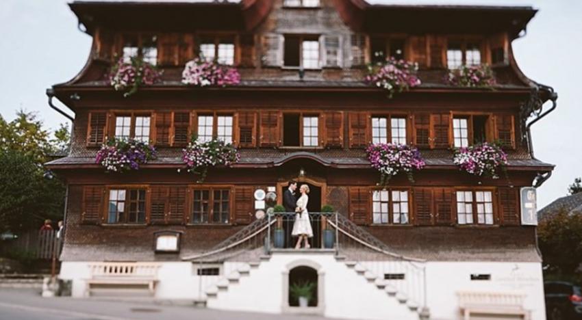 Durchschnittliche Kosten für Hochzeitslocations in Vorarlberg