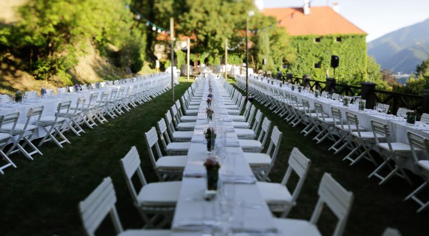 Durchschnittliche Kosten für Hochzeitslocations in der Steiermark