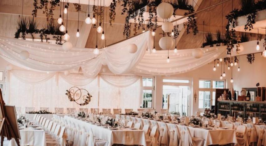 Durchschnittliche Kosten für Hochzeitslocations im Burgenland
