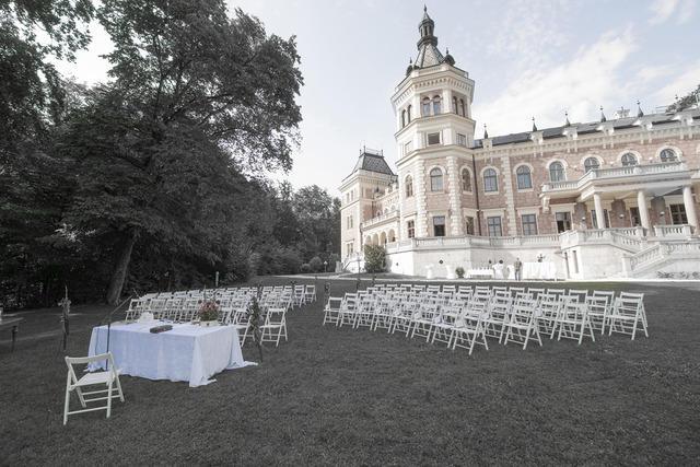 Zeremonie vor Märchenschloss _2013_074