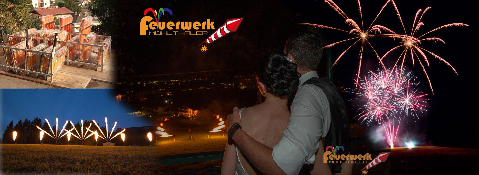 Feuerwerk Mühlthaler