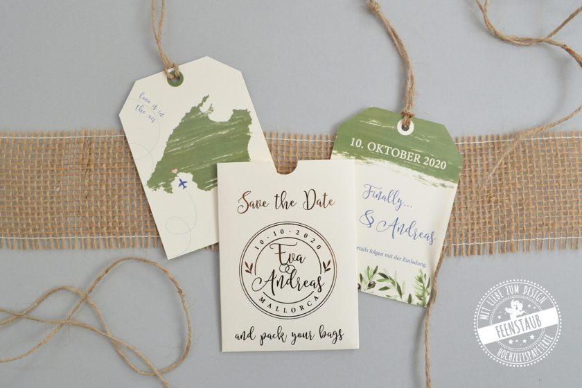 save-the-date-hochzeit-olivenzweige-mallorca-flugzeug-gold-olive-feenstaub089