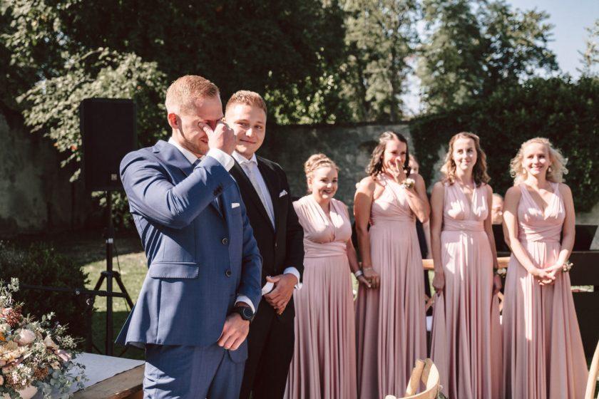Hochzeit in Niederösterreich - Schloss Walpersdorf