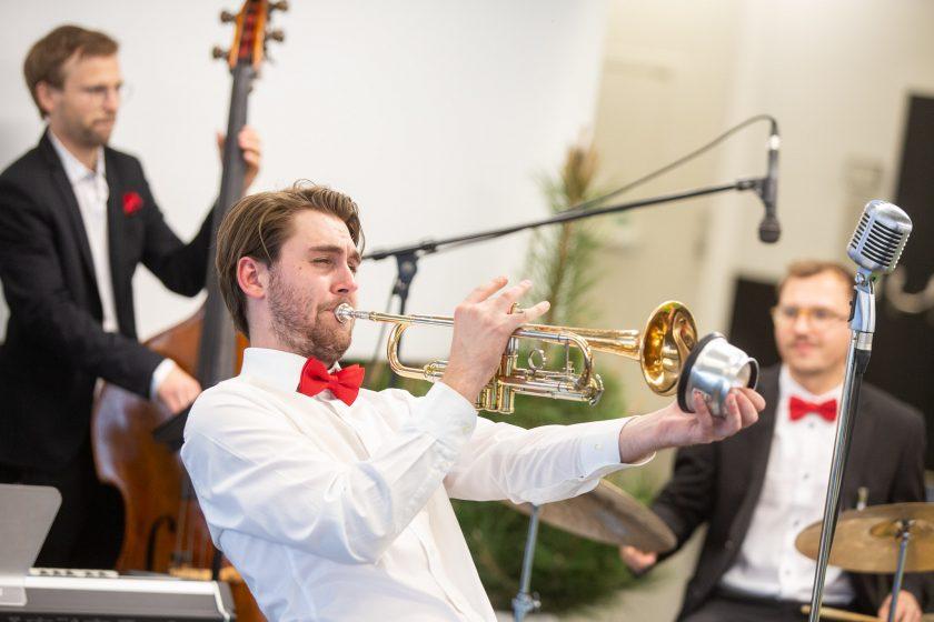 All Jazz Ambassadors, Band für Hochzeiten und Firmenevents