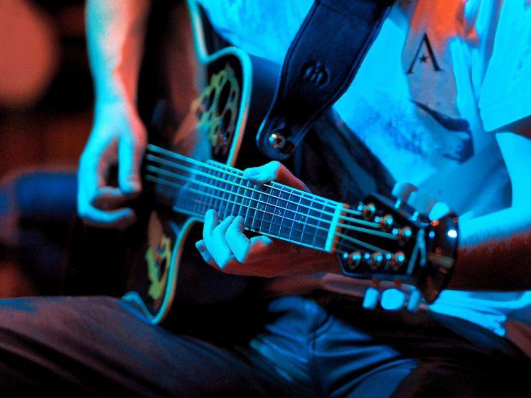 Coverage Gitarre-min