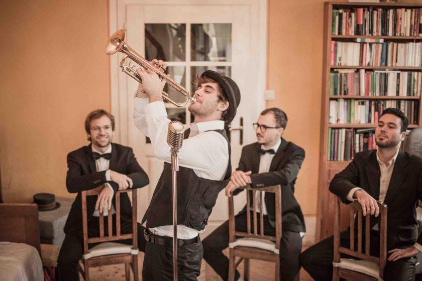 Hochzeitsband aus Graz
