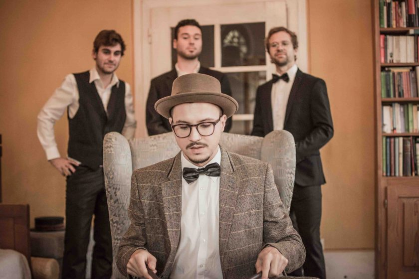 Jazzband für Hochzeiten in Österreich