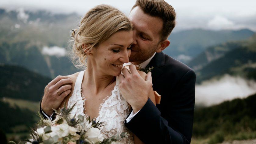Hochzeit Silvi & Michi Nauders