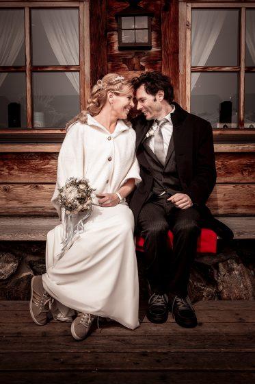 Hochzeitsfoto Tirol
