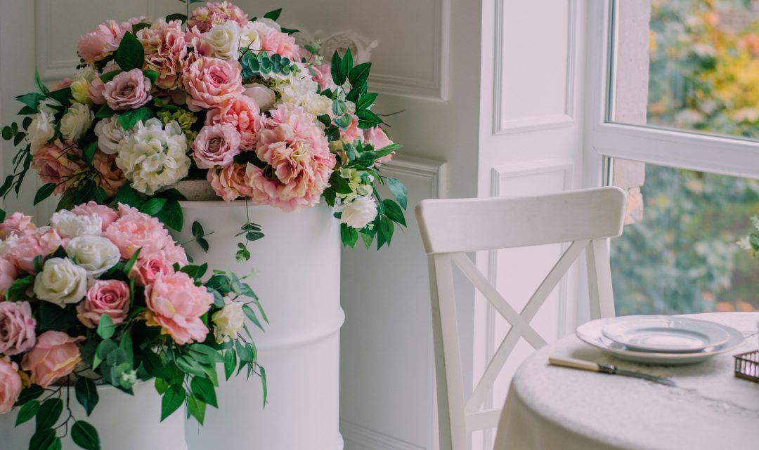 Exklusive Hochzeitsfloristik in Österreich
