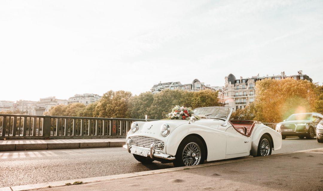 Exklusive Transportmittel für die Hochzeit in Österreich