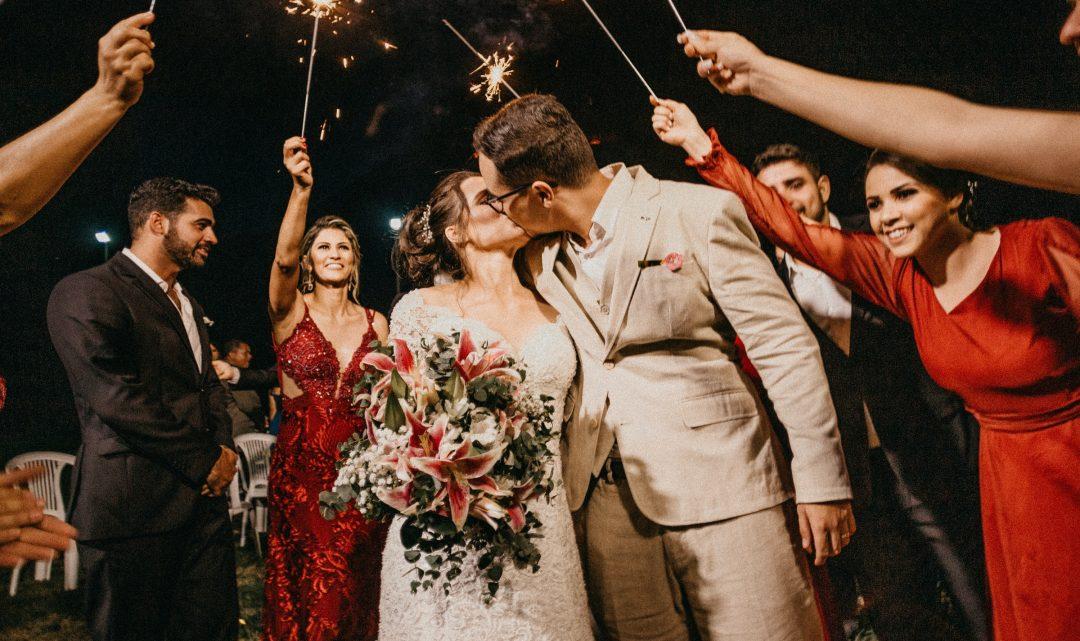 Hochzeit in der Stadt in Tirol