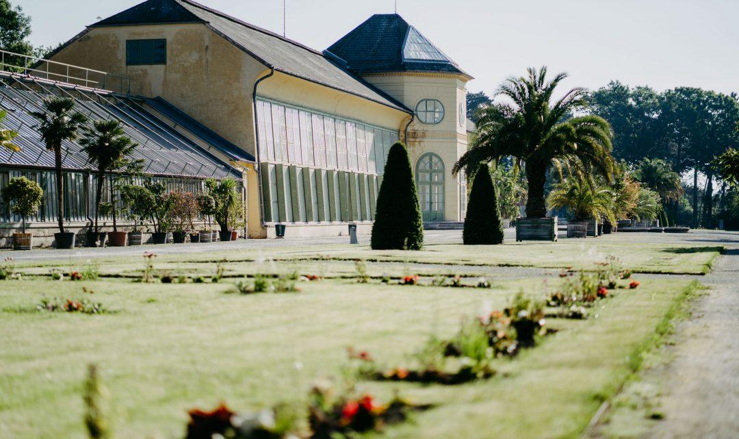 Orangerie im Schlosspark Eisenstadt