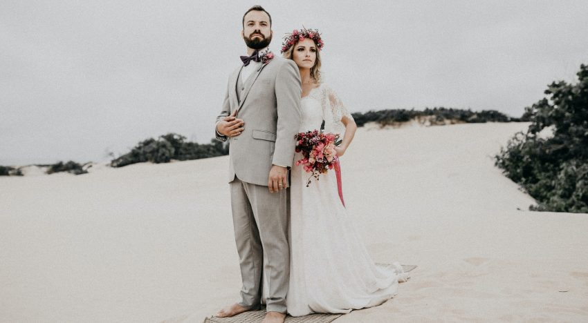 Boho Brautkleider – Trends