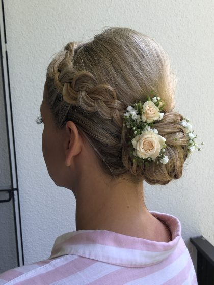Braut Claudia