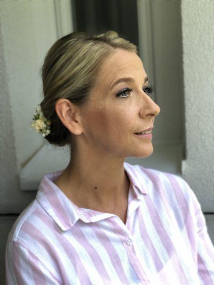Braut Claudia_