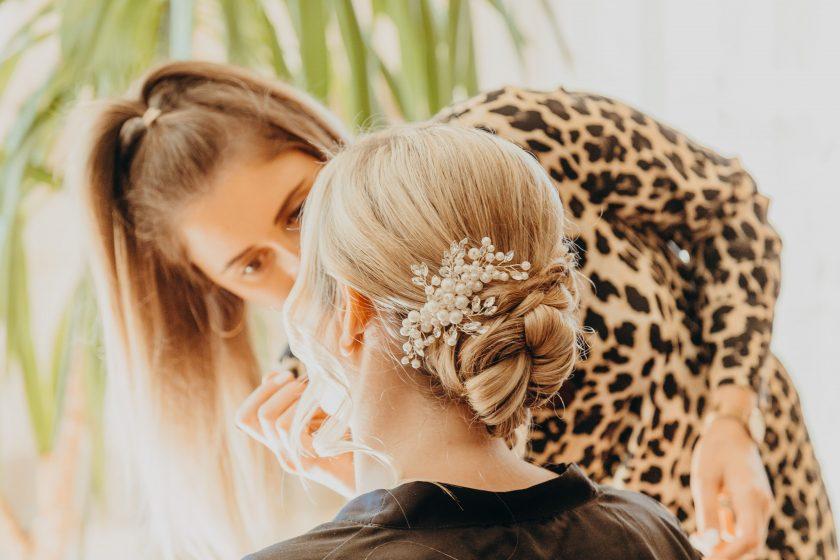 Braut Simone_