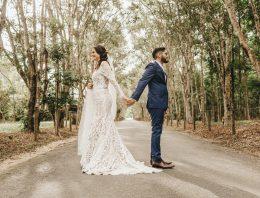 Lange Brautkleider – traumhafte Kleider für die Hochzeit