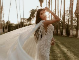Meerjungfrau Brautkleider – einzigartige Kleider