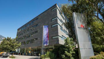 Austria Trend Hotel Congress Innsbruck Außenansicht