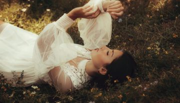 Brautkleider mit Ärmeln – lange und kurze