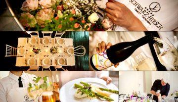 SCHWARZ HIRSCH – Finest Catering