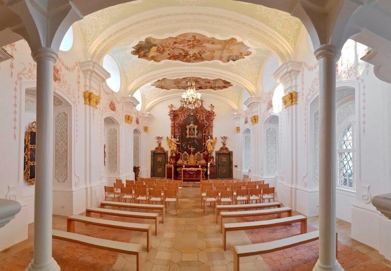 """Hochzeitskapelle """"Akademische Kapelle"""" Stift Kremsmünster"""