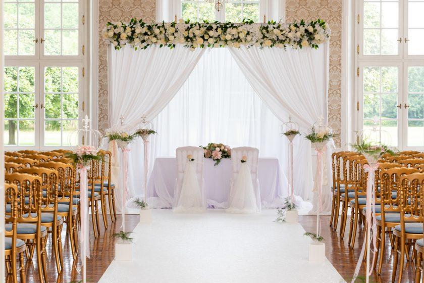 Hochzeitpavillon im Schloß Laxenburg
