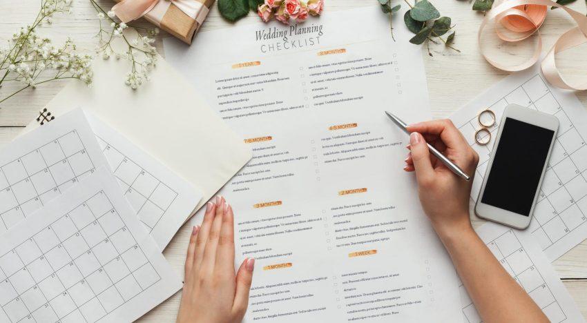 Hochzeitsplanung: Wann ihr einen Experten hinzuziehen solltet